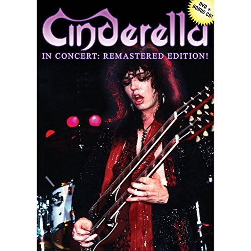 Cinderella In Concert Incl. CD