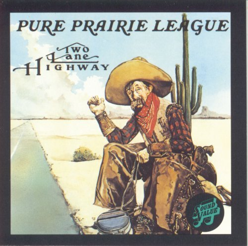Pure Prairie League Two Lane Highway