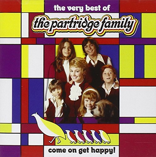 Partridge Family Come On Get Happy Very Best O
