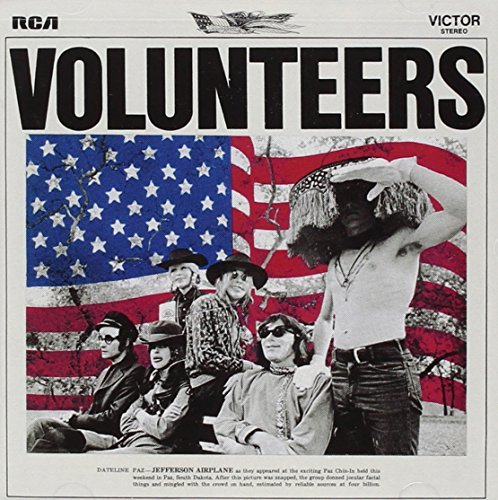 Jefferson Airplane Volunteers Incl. Bonus Tracks
