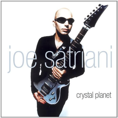 Joe Satriani Crystal Planet