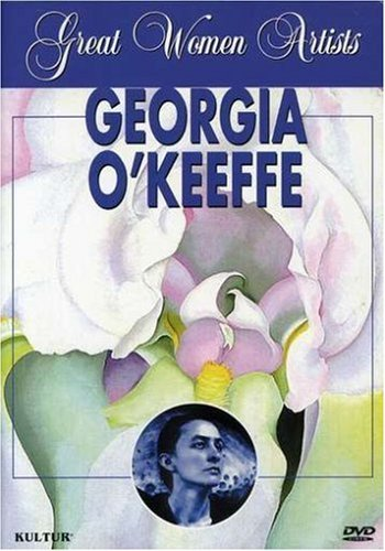 Georgia O'keefe Great Women Artists Nr