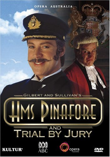 Gilbert & Sullivan H.M.S. Pinafore Trial By Jury Greene
