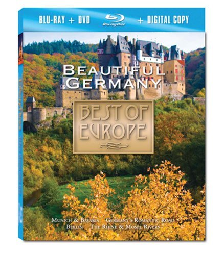 Beautiful Germany Best Of Europe Blu Ray Ws Nr