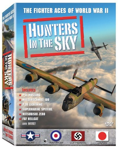 Hunters Inthe Sky Hunters In The Sky Nr 6 DVD
