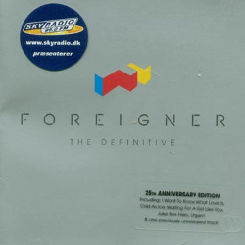Foreigner Definitive Import Arg Import Eu