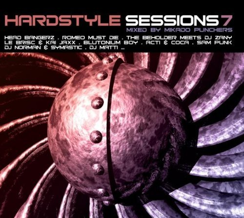 Hardstyle Sessions7 Hardstyle Sessions7 Mixed By Mikado Punchers 2 CD Set