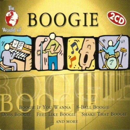 World Of Boogie World Of Boogie