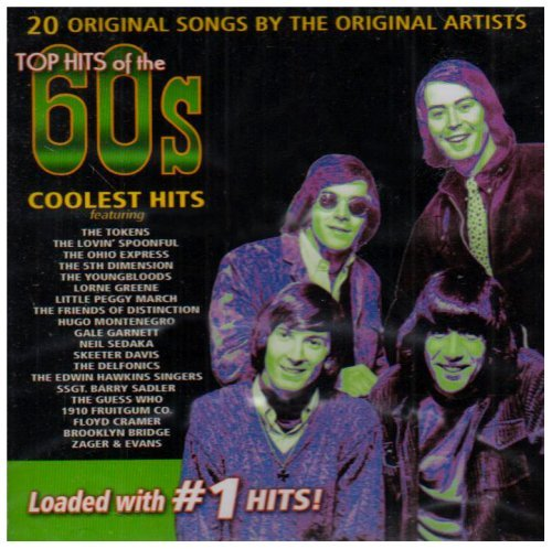 Top Hits Of The 60's Coolest Top Hits Of The 60's Coolest