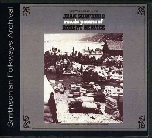 Jean Shepherd Jean Shepherd Reads Poems Of R CD R