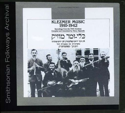 Klezmer Music 1910 1942 Recor Klezmer Music 1910 1942 Recor CD R