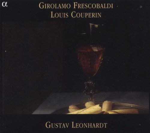 Frescobaldi Couperin Works For Hpd Leonhardt*gustav (hpd)
