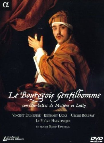 Lully Bourheois Gentilhomme