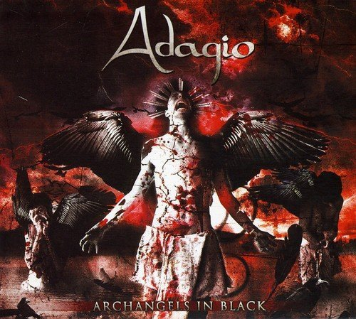 Adagio Archangels In Black Import Gbr
