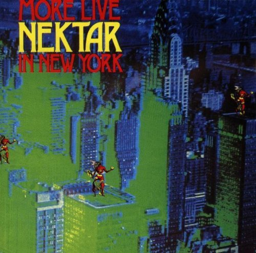 Nektar More Live In New York Import Deu