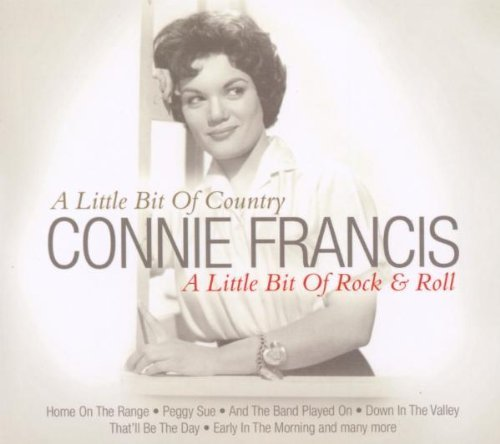 Connie Francis Little Bit Of Country Little B Import Gbr