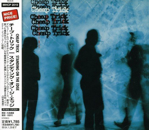 Cheap Trick Standing On The Edge Import Jpn