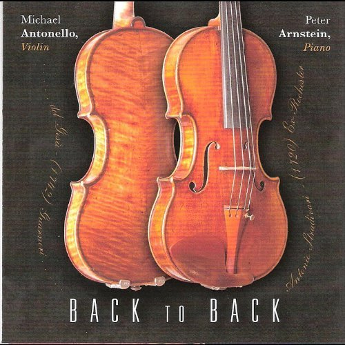 Antonello Michael & Peter Arns Back To Back