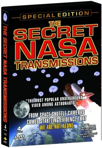 Secret Nasa Transmissions Secret Nasa Transmissions Nr 4 DVD