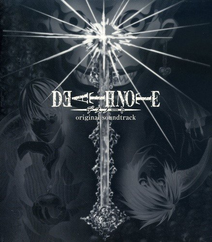 Death Note Animation Soundtrack Import Jpn