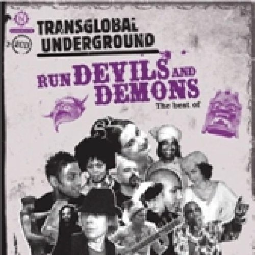 Transglobal Underground Run Devils & Demons Best Of Import Gbr 2 CD Set Slipcase