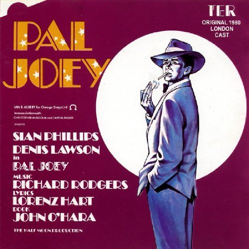 Richard Lorenz Hart Rodgers Pal Joey (original 1980 London Import Gbr