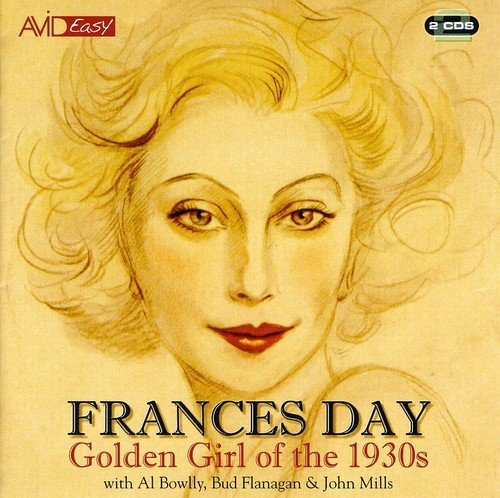 Frances Day Golden Girl Of The 1930's