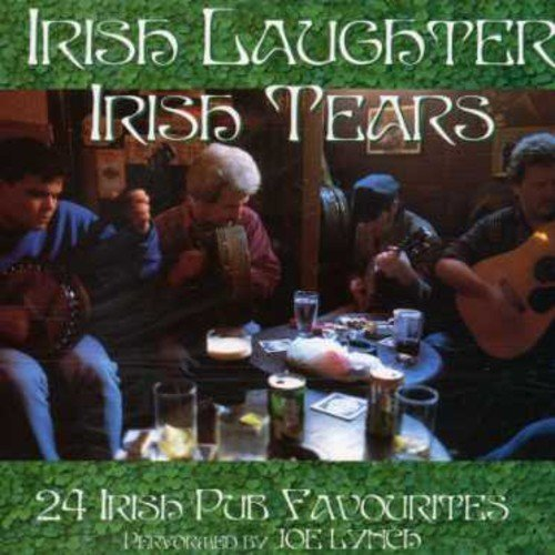 Joe Lych Irish Laughter Irish Tears Import Eu