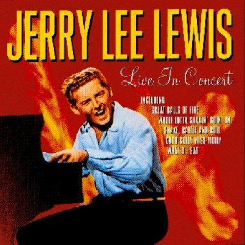 Lewis Jerry Lee Live In Concert Import Gbr