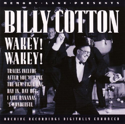 Billy Cotton Wakey Wakey Import Gbr