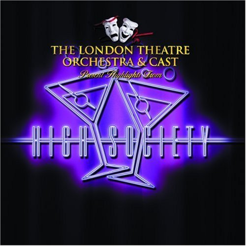 London Theatre Orchestra & Cas High Society Import Gbr