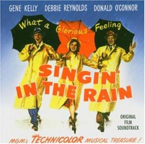 Singin' In The Rain Soundtrack Import Gbr