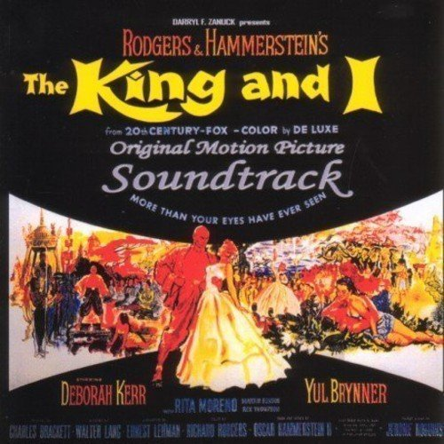 King & I Soundtrack Import Gbr