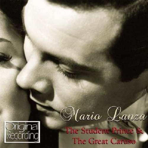 Mario Lanza Student Prince & The Great Car Import Gbr
