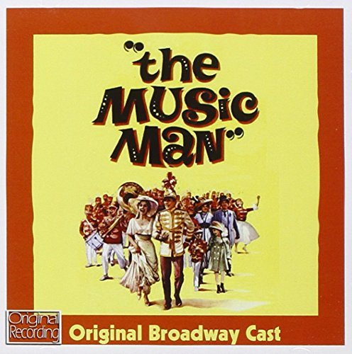 Music Man Original Broadway Cast Import Gbr