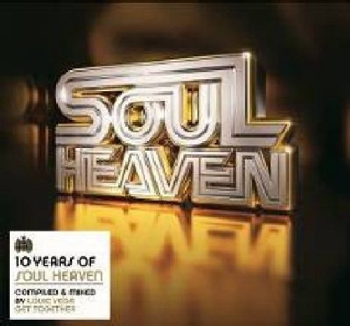 Ministry Of Sound 10 Years Of Soul Heaven Louie Import Gbr 3 CD