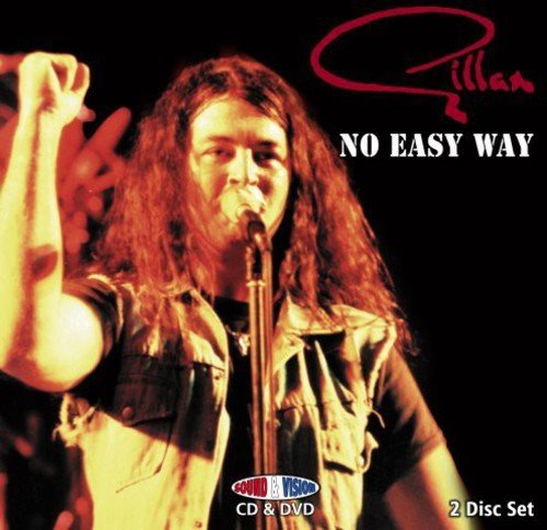 Gillan No Easy Way Incl. Bonus DVD 4 Bonus Tracks