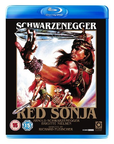 Red Sonja (1985) (blu Ray) Red Sonja Import Gbr