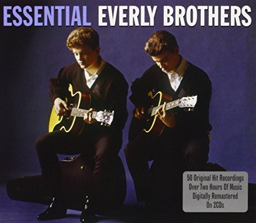 Everly Brothers Essential Import Gbr 2 CD
