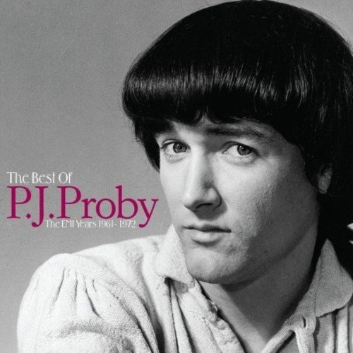 P.J. Proby Best Of The Emi Years 1961 197 Import Aus