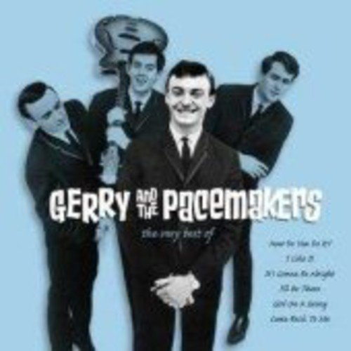 Gerry & The Pacemakers Very Best Of Gerry & The Pacem Import Gbr
