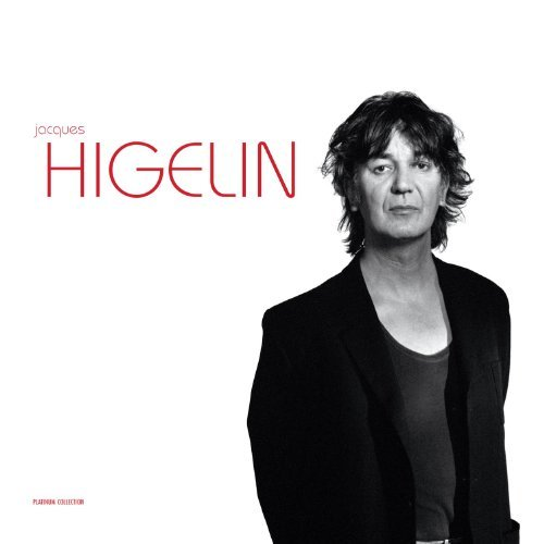 Jacques Higelin Platinum Collection Import Eu 3 CD Set