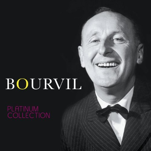 Bourvil Platinum Import Eu 3 CD Set