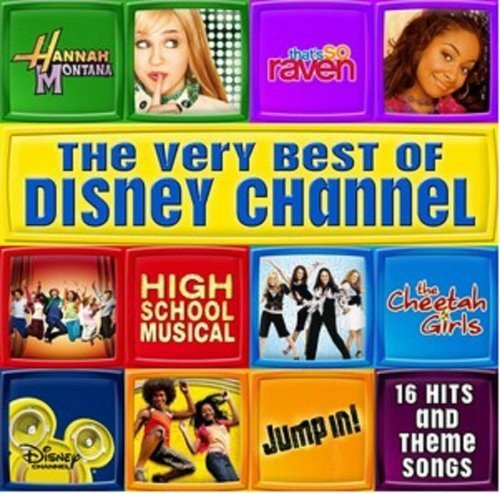 Very Best Of Disney Channel Very Best Of Disney Channel Import Gbr
