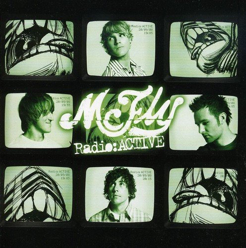Mcfly Radioactive Import Eu
