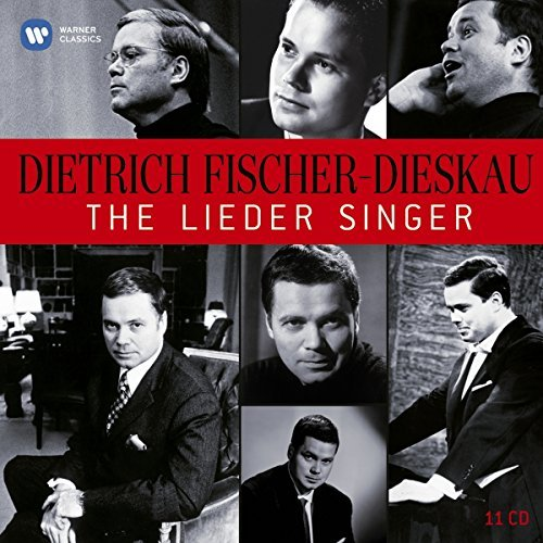 Dietrich Fischer Dieskau Great Emi Recordings 11 CD
