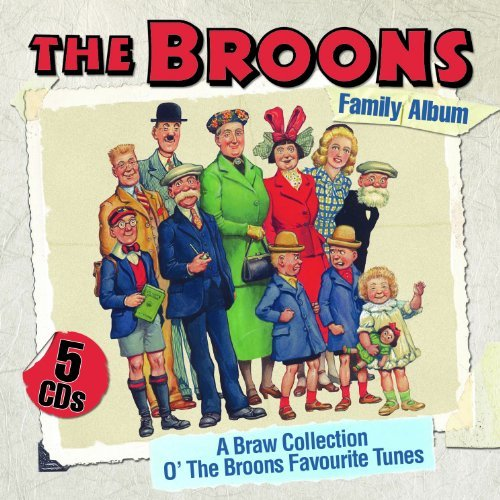 Broons Family Album 'a Braw Co Broons Family Album 'a Braw Co Import Eu