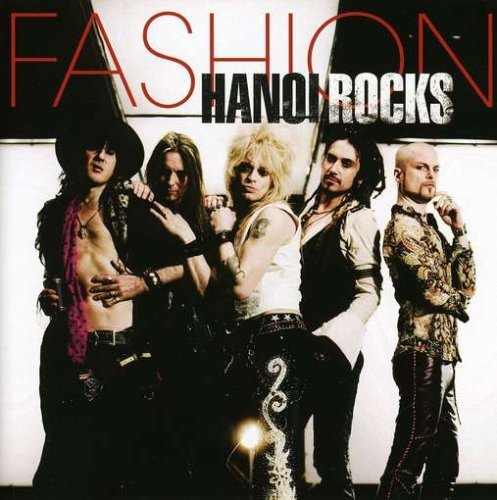 Hanoi Rocks Fashion Import Eu Enhanced CD