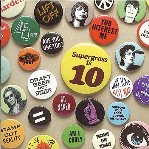 Supergrass Supergrass Is 10 Best Of 94 04