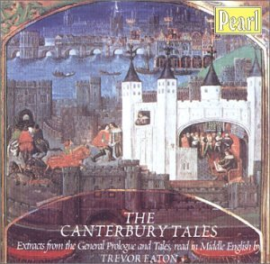 Trevor Eaton Canterbury Tales In Middle Eng Nar By Trevor Eaton